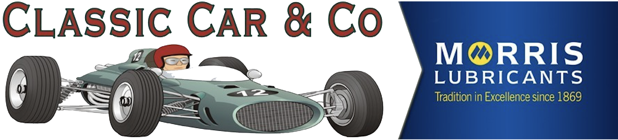 Classic Cars and Co - Huiles moteur Morris Lubricants - Autos - Motos