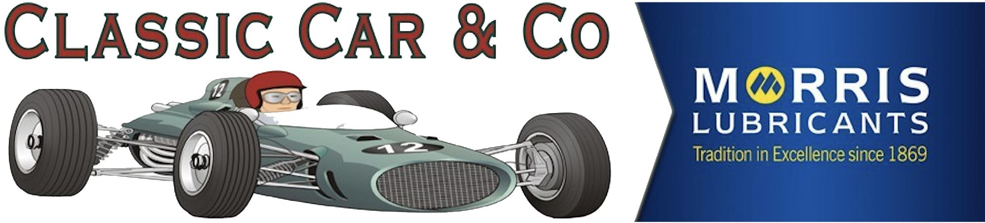 Classic Cars and Co - Huiles moteur Morris Lubricants - Autos - Motos